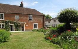 Jane Austen's House Museum garden, Hampshire (c) VisitEngland