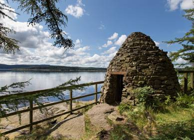 Kielder Water and Forest Park - Northumberland (c) VisitEngland