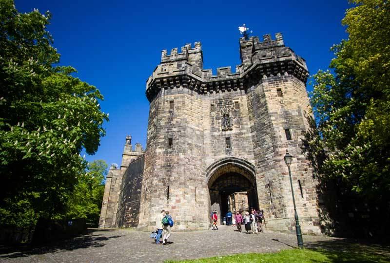 Lancaster Castle. © visitlancashire.com