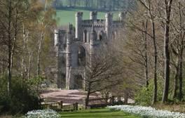 Lowther Castle & Gardens, Cumbria (c) VisitEngland 264x168