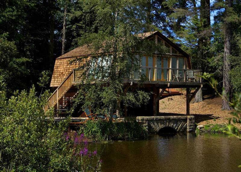 Book a Valentine's Day 2017 escape to Middleton Boathouse, Norththumberland