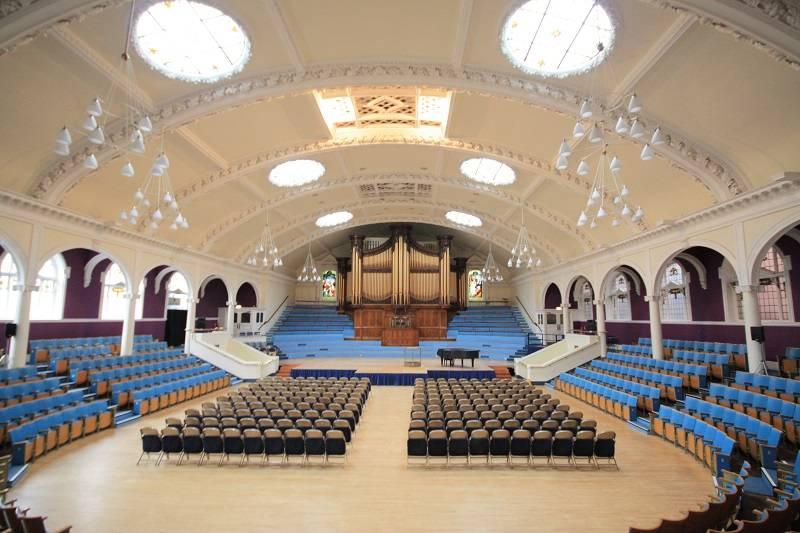 Nottingham Albert Hall