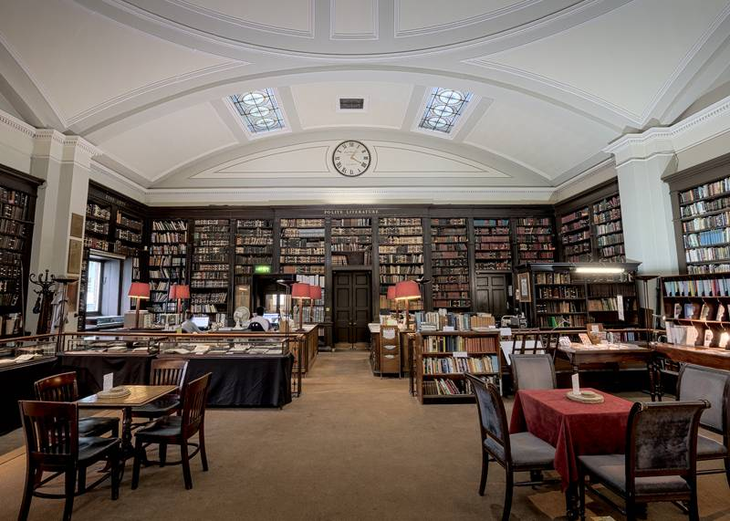 Portico Library, Manchester