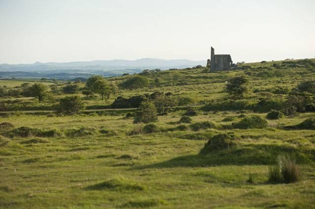 Bodmin Moor in Cornwall. Credit: Visit Cornwall/Adam Gibbard