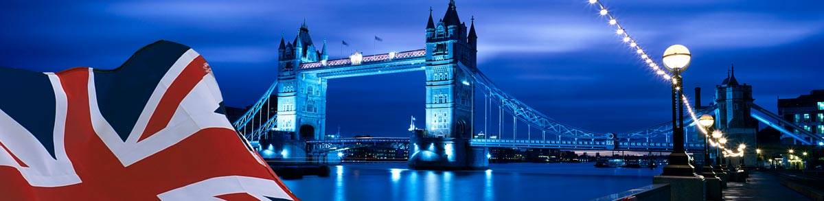 Find popular places to visit in the UK