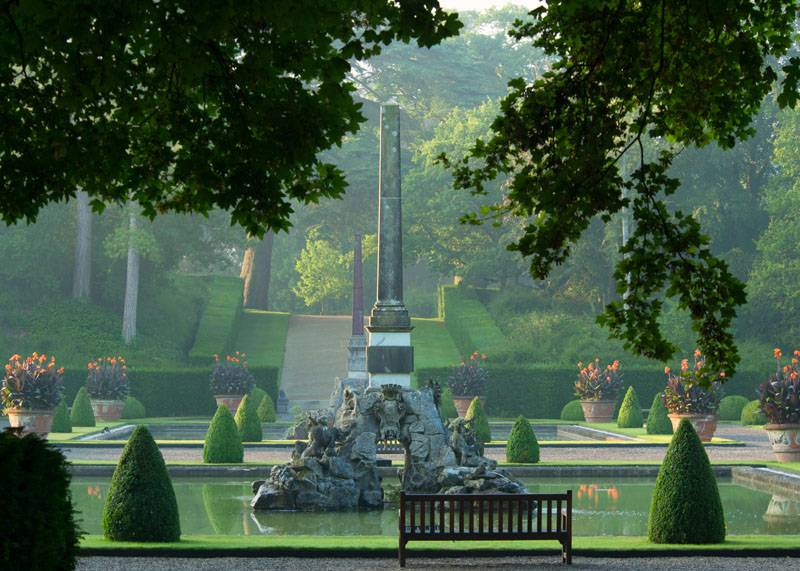 Romantic things to do at Blenheim Palace, Oxfordshire