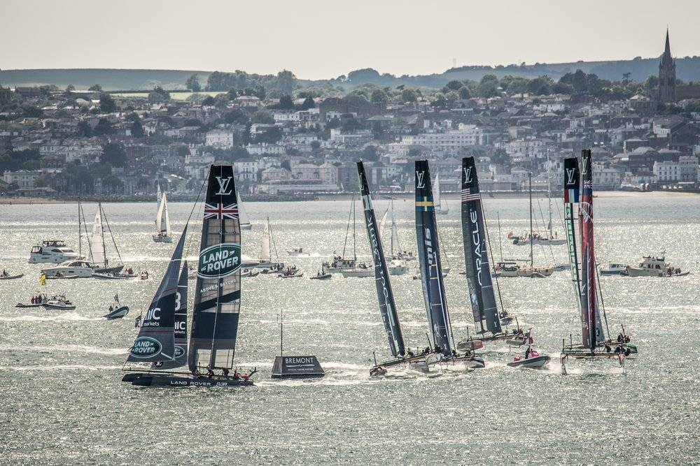 America's Cup, Portsmouth