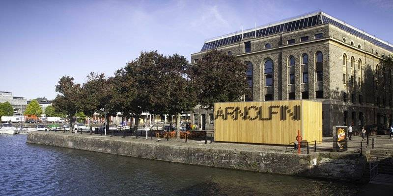 The Arnolfini Gallery, Bristol