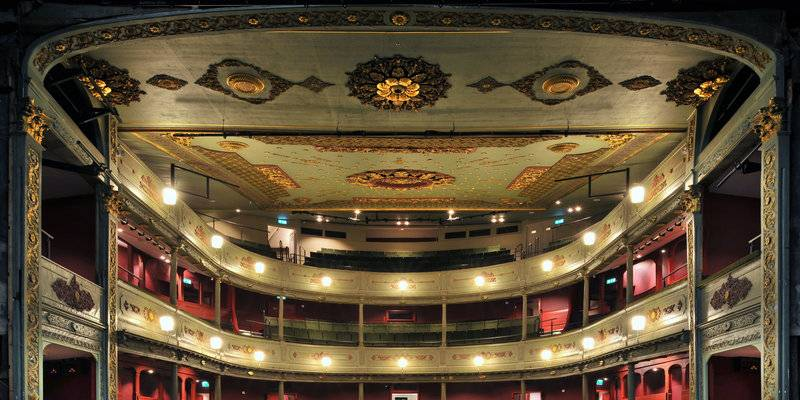 The Old Vic Theatre, Bristol