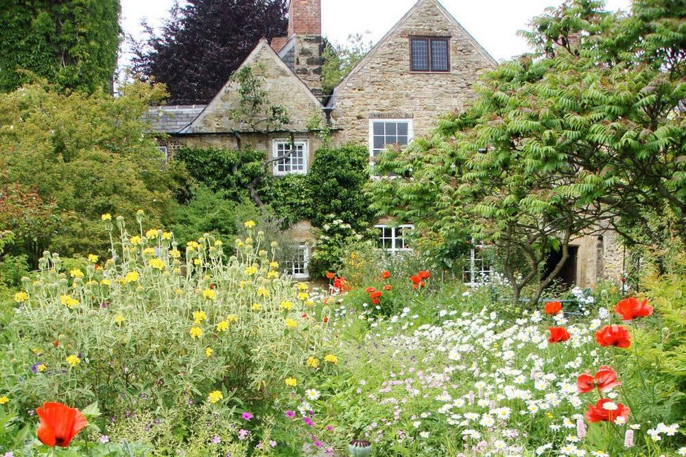 Crook Hall Gardens, Durham