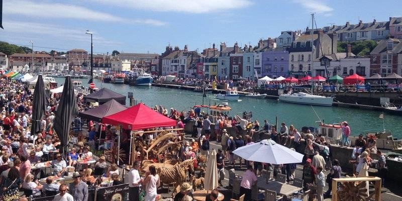 Dorset Seafood Festival © VisitDorset