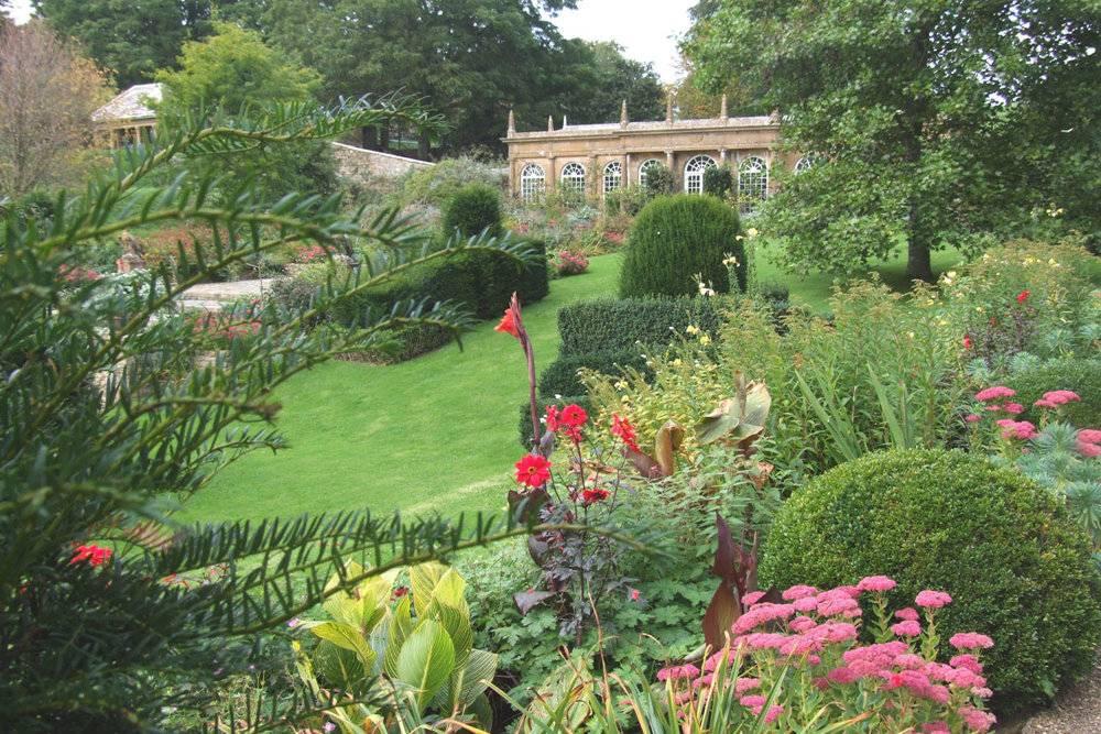 Mapperton Gardens, Dorset