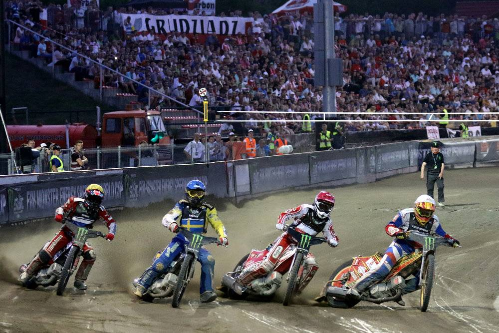 Monster FIM Speedway World Cup