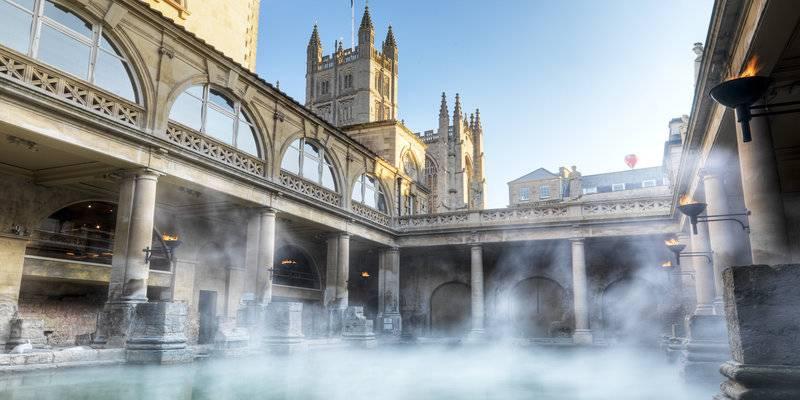 Roman Baths at Bath Spa