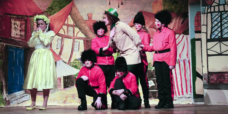 Pantomime at the Artipelago, Scilly © VisitScilly