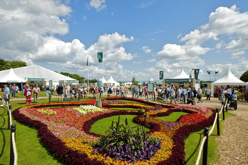Tatton Park RHS Flower Show