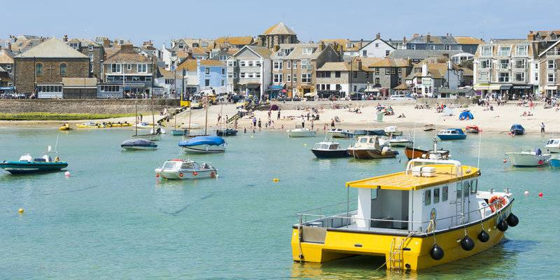 St Ives Beachfront