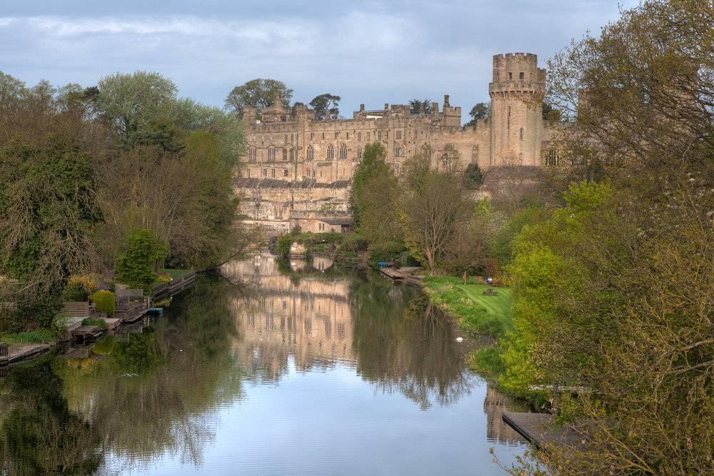 Haunted Warwick Castle