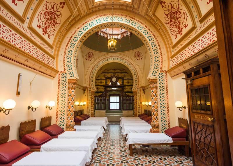 Turkish Baths in Harrogate