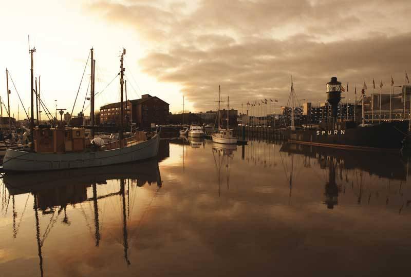 Spurn Lightship, Hull Marina