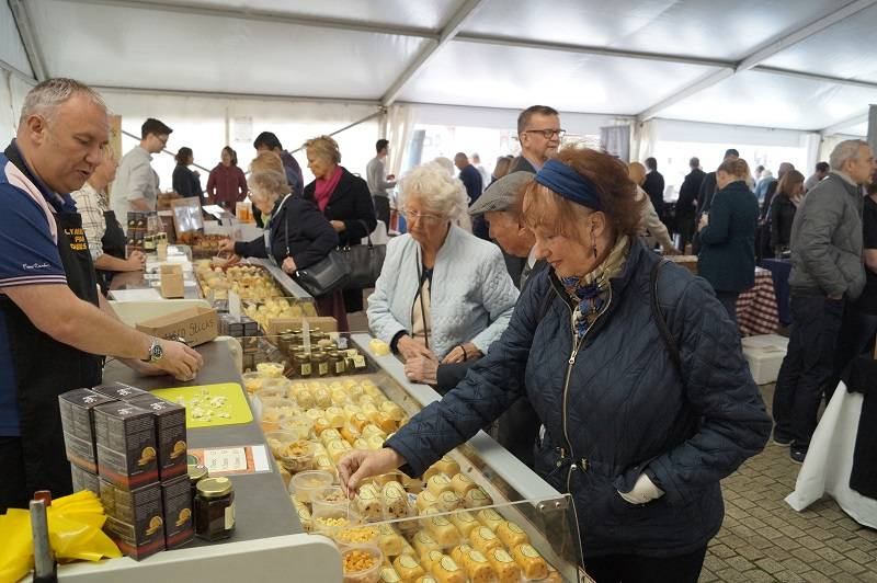 Stafford Cheese and Ale festival