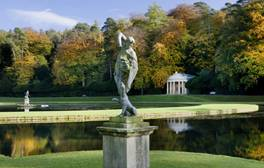 Studley Royal Water Garden- Yorkshire (c)National Trust Images, Andrew Butler 264x168