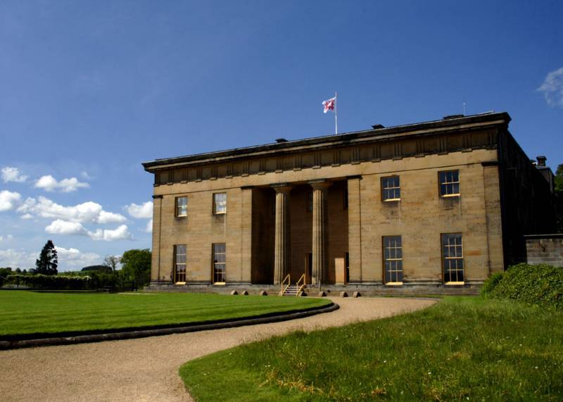 Belsay Hall, Northumberland