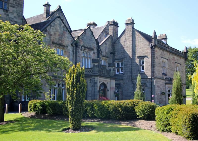 Breadsall Priory, Derby