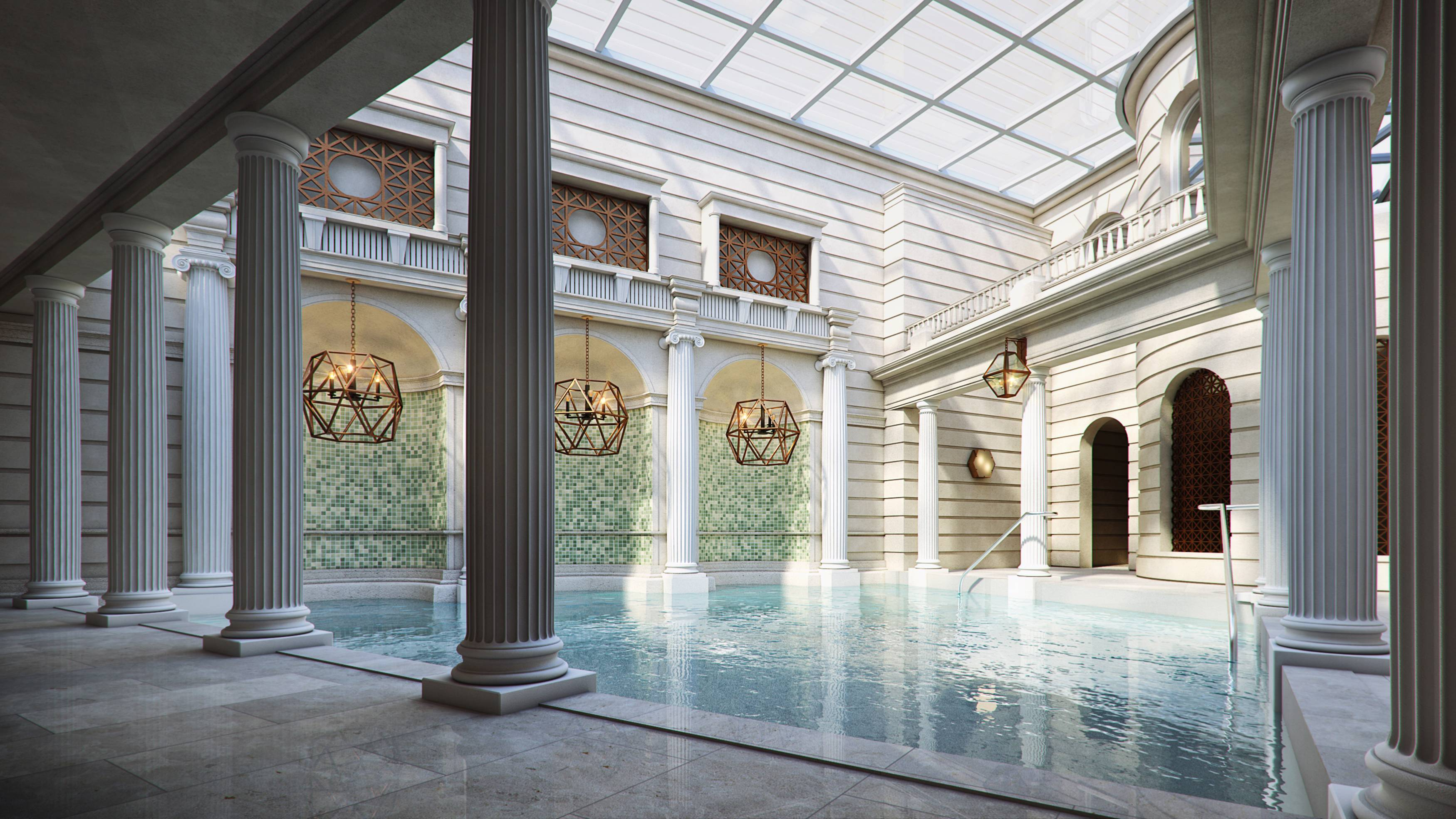 Gainsborough Bath Spa Hotel in Bath