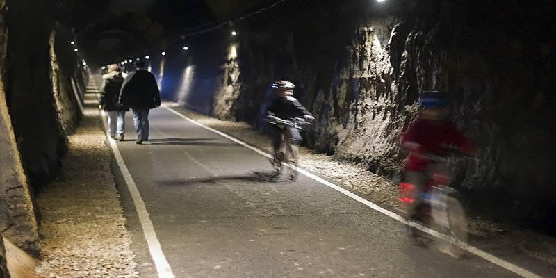 Bath Two Tunnels Greenway © VisitBath, David Kennedy