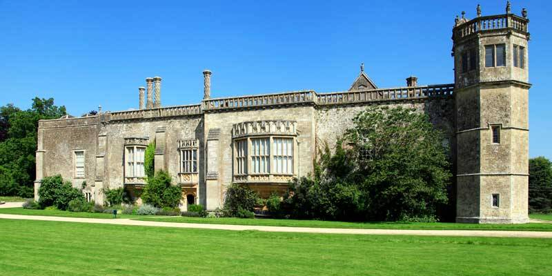 Lacock Abbey, Gloucestershire