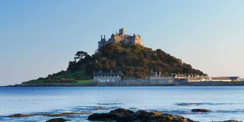 St Micheal's Mount, Cornwall