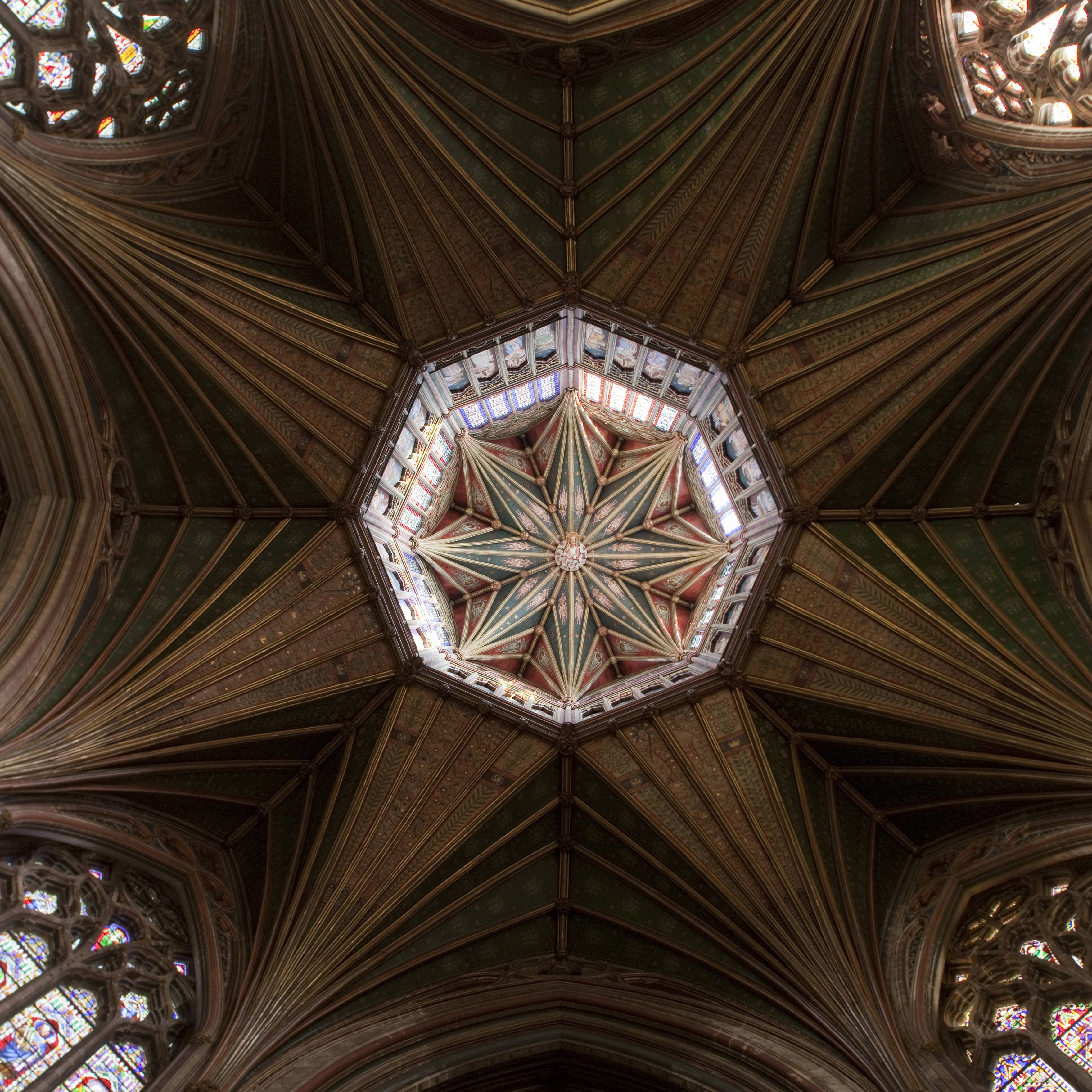 Ely Cathedral in Cambridgeshire