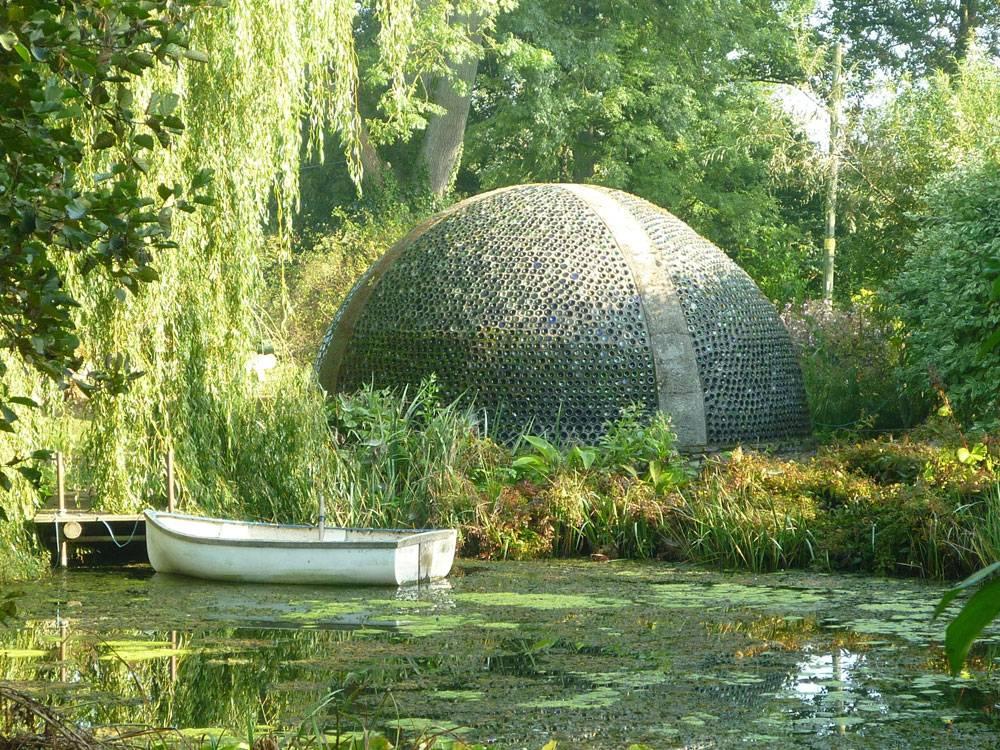 Westonbury Mill Water Garden Folly