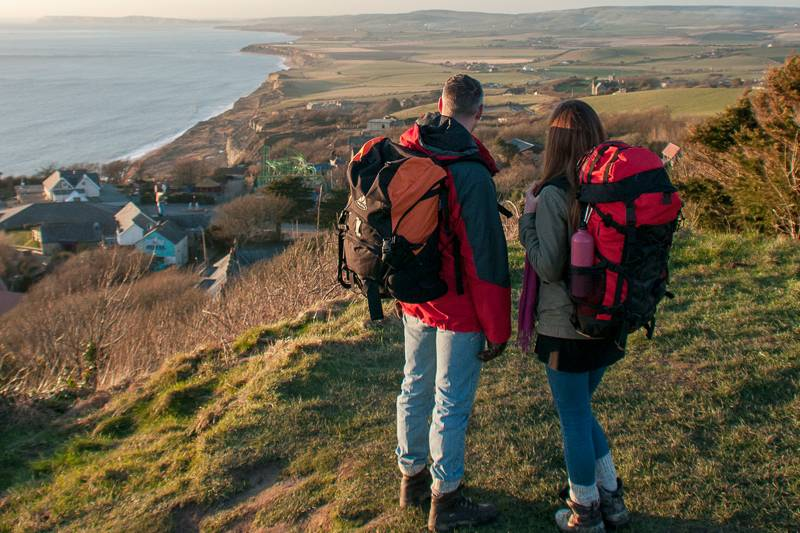 Walking holidays in the Isle of Wight