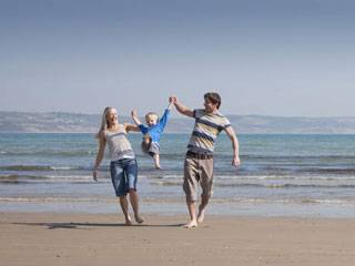 Beach holidays in Weymouth