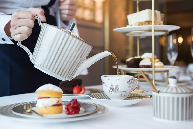 World of Wedgewood afternoon tea