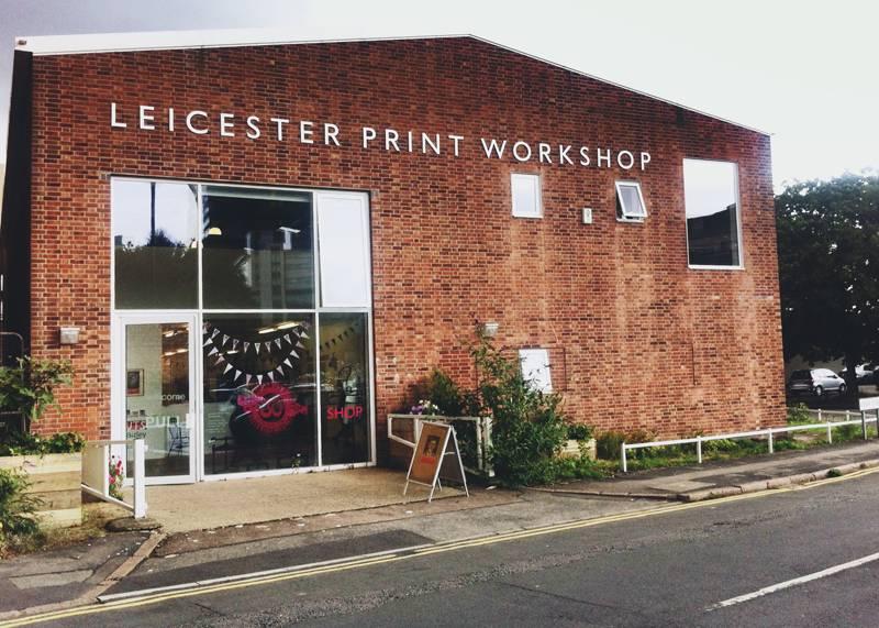 Leicester Print Workshop
