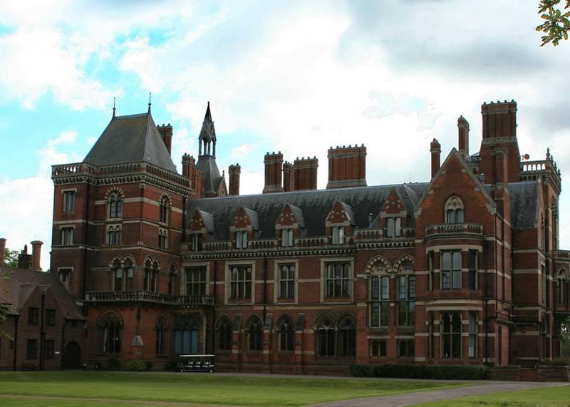 Kelham Hall in Nottinghamshire