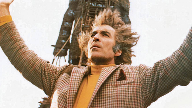 Wicker Man, shown at Equinox