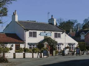 The Carpenters Arms in Felixkirk
