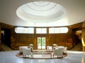 Eltham Palace living room