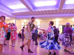 Tea Dance at Dreamland, Margate