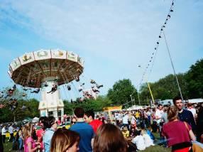 Field Day Festival in East London Credit: Errol Rainey