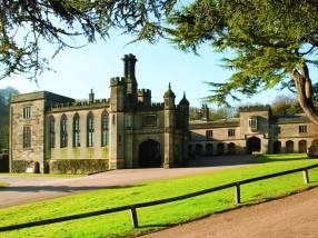 Ilam Hall, Peak District
