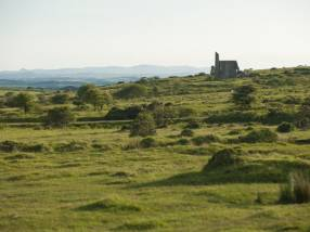 Poldark country: Bodmin Moor in Cornwall