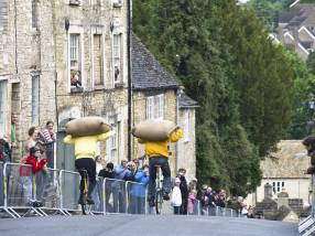 The Tetbury Woolsack Races
