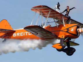 Throckmorton Airshow in Worcestershire