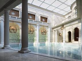 Gainsborough Bath Spa Hotel in Bath