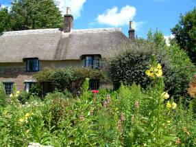 Thomas Hardy's Cottage in Dorset